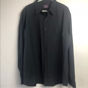 Other - UNTUCKit - Mens 2XL Black L/S Button Down Shirt